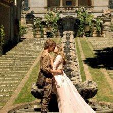 Hayden Christensen e Mischa Barton in una scena del film Decameron Pie