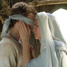 Hayden Christensen e Mischa Barton in una sequenza di Decameron Pie