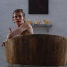 Hayden Christensen interpreta Lorenzo nel film Decameron Pie di David Leland
