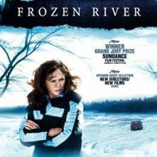 La locandina di Frozen River