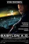 La locandina italiana di Babylon A.D.