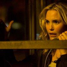 Leslie Bibb interpreta Maya nel film The Midnight Meat Train