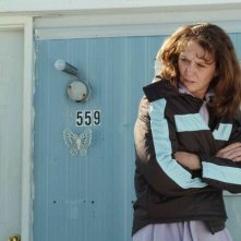 Melissa Leo interpreta Ray Eddy nel film Frozen River
