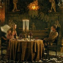 Mischa Barton e Hayden Christensen, protagonisti del film Decameron Pie di David Leland