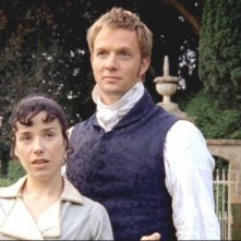 Rupert Penry-Jones in una scena di Persuasione (2007)