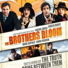 La locandina di The Brothers Bloom