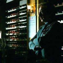 Alan Rickman in una scena di Bottle Shock