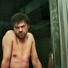 Frank Vercruyssen in una sequenza del film Nowhere Man
