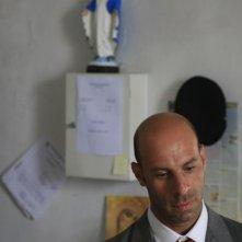 Pinuccio Lovero in una scena del film Pinuccio Lovero - Sogno di una morte di mezza estate