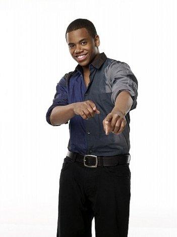 Tristan Wilds è Dixon Wilson in 90210