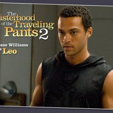 Un wallpaper di The Sisterhood of the Traveling Pants 2 con Jesse Williams