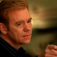 David Caruso in una scena di CSI: Miami nel quale interpreta Horatio Caine