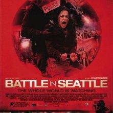 Nuova locandina di Battle in Seattle