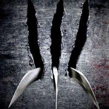 Il teaser poster del film X-Men Origins: Wolverine