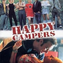 La locandina di Happy Campers