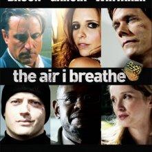 La locandina italiana di The Air I Breathe