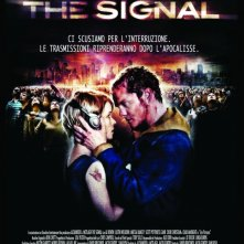 La locandina italiana di The Signal