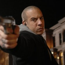 Vin Diesel in una sequenza del film Babylon A.D. di Mathieu Kassovitz