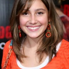 Una sorridente Taylor Dooley