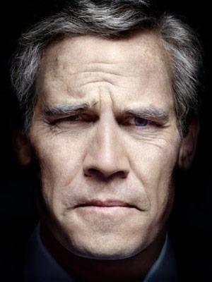 Josh Brolin è George W. Bush nel film W. diretto da Oliver Stone