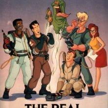 La locandina di The real ghostbusters - I veri acchiappafantasmi