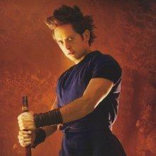 Justin Chatwin in un'immagine promozionale del film Dragonball