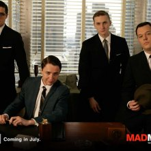 Secondo wallpaper di Mad Men