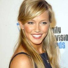Una sorridente Katie Cassidy