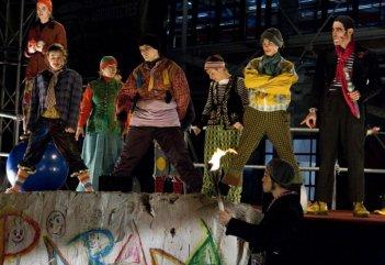 Una foto di scena del film Pa-ra-da diretto da Marco Pontecorvo