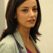 Alessia Barela in una scena di Terapia d'urgenza