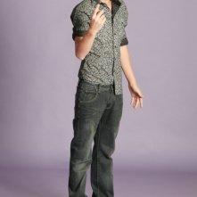 Un'immagine dell'attore Thomas Cibelli