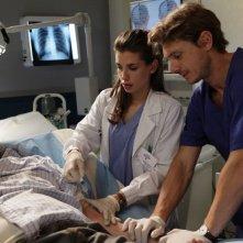 Una scena della serie Chirurgia d'urgenza