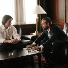 Mike Erwin e Ryan Reynolds in una scena del film Chaos Theory