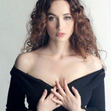 L'attrice Chiara Francini