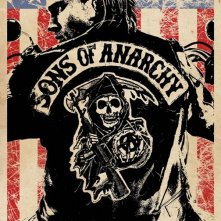La locandina di Sons of Anarchy