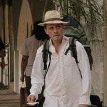 Robert Knepper è appena arrivato a Panama nell'episodio 'La resa dei conti' della serie Prison Break