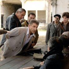 Ezio Greggio in una scena del film Il papà di Giovanna