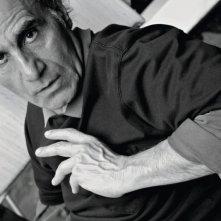 Il regista Amir Naderi