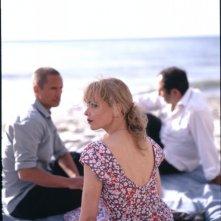 Nina Hoss in una scena del film Jerichow