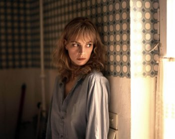Nina Hoss in una sequenza del film Jerichow