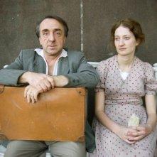 Silvio Orlando e Alba Rohrwacher in una scena del film Il papà di Giovanna