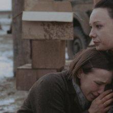 Una scena del film Paper Soldiers diretto da Aleksei German Ml.