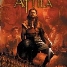 La locandina di Attila - Il cuore e la spada