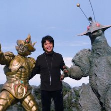 Minoru Kawasaki, regista del film Monster X Strikes Back: Attack the G8 Summit!