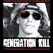 La locandina di Generation Kill