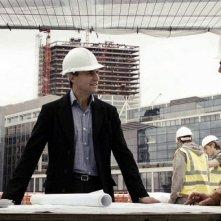 Mark Strong e Tom Wilkinson in una sequenza del film Rocknrolla