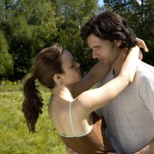 Rachel McAdams e Eric Bana in una scena del film The Time Traveler's Wife