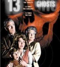 La locandina di I 13 fantasmi