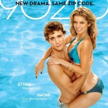 Character poster per la serie TV 90210: Ethan e Naomi