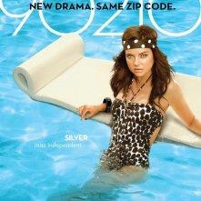 Character poster per la serie TV 90210: Silver